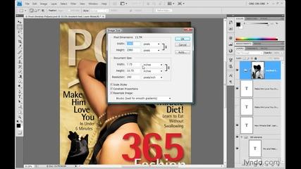 Photoshop Top 40, Feature #38 - Vector Type