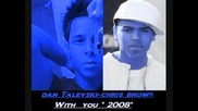 Dan Talevski - With You(chris Brown Cover)