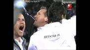 Euro Legaue 2010 Besikta - Cska Sofia 1 - 0 Fabian Ernst 16 09 10