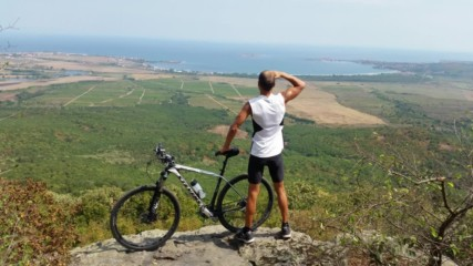 Втора част - Обиколка на мистичната Странджа планина с колело 2016