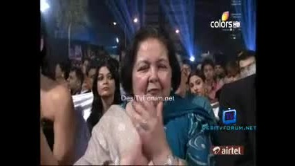 19th Annual Colors Screen Awards 2013 19th January Online pt17