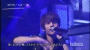 Kat-tun - Keep the faith & Birth (lm'13)