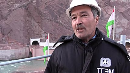 Tajikistan: Final preps underway for launch of world's future largest hydroelectric dam