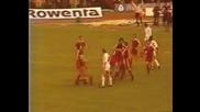 CSKA  -  Bayern - 1982 - Георги Димиров: 1:0
