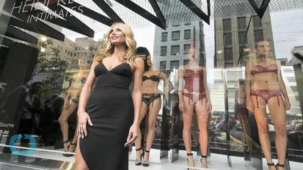 Heidi Klum Shares Stunning Before & After Makeup Pics