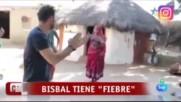 David Bisbal Tiene Fiebre / Reportaje