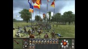 Medieval 2 total war Battle of Agincourt part 2