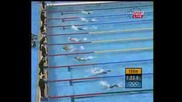 Michael Phelps - 200m Butterfly - Athens 2