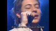 Blue - If You Come Back (Live)