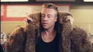 Превод! • Macklemore & Ryan Lewis - Thrift Shop Ft. Wanz •