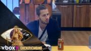 Papi Hans се влюбил в португалка точно преди да влезе във VIP Brother 2018