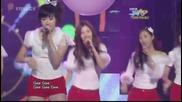 [hd] Snsd + f(x) + Shinee - Gee 091225
