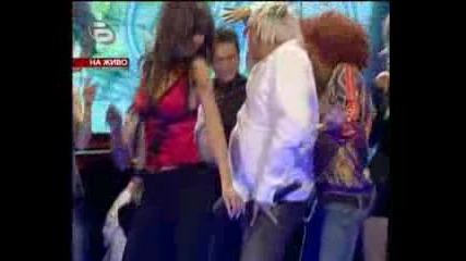 Азис - Нека да ти дам (live on Music Idol Bg)