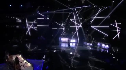Lea Michele - Cannonball (live On The X Factor Usa)
