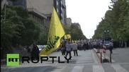 Iran: Tehran activists protest against Israel following Al-Aqsa Mosque clashes