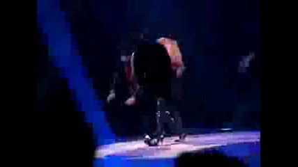Britney Spears The Circus Tour Live New Orleans - Baby One More Time 2009.avi