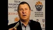 Денислав Коцев: Когато си притеснен, не можеш да биеш Лукойл