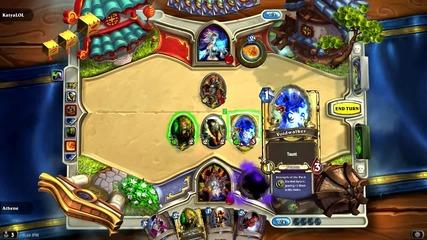 Hearthstone Warlock Бърз път до Legendary