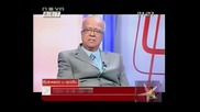 Проф. Вучков: Изчезвай от ефира веднага - Господари на ефира,  05.06.2009