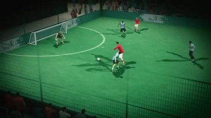 Fifa Street _ A New Direction