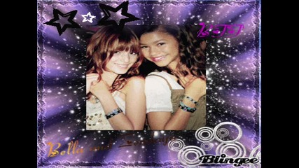 Bella thorne and Zendaya something to dance for