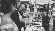 Един сватбен ден разказан в 200 кадъра