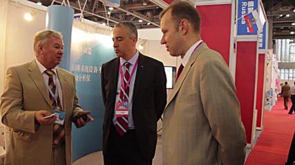 China: Hundreds of Russian companies display wares at Chinese trade fair