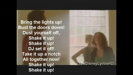 Selena Gomez - Shake It Up
