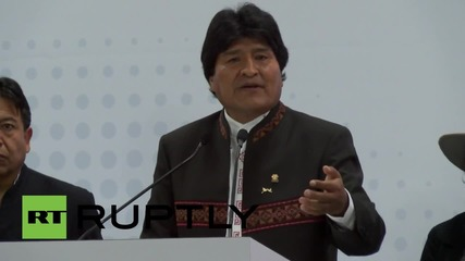 Panama: Problems between US and Cuba remain 'unsolved' – Morales