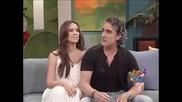 Entrevista a Catherine Siachoque y Miguel Varoni Dia A Dia 61212