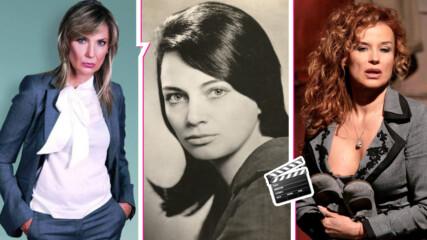 Най-култовите БГ актриси на всички времена! Българските филмови икони на ХХ век