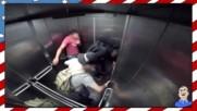 Да се изпуснеш в асансьора - Шега