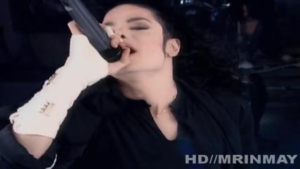 Michael Jackson - Give In To Me ( Високо качество ) + Превод
