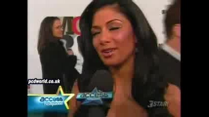 Nicole Scherzinger - Movies Rocks