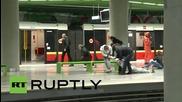 В Полша тренират евакуация при атентат