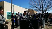 USA: Santa Fe sheriff talks of 'complacency' on set after Baldwin shooting