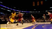 Nba 2009 Playoffs Kobe Bryant and the Los Angeles Lakers vs Houston Rockets Preview
