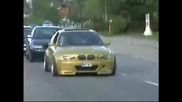 Bmw M3 Burnout