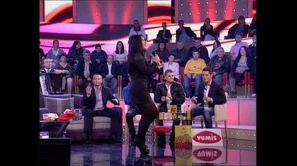 Zlata Petrovic - Aj vino, vino - (live) - Np 2012_2013 - 05.11.2012. Em 8.