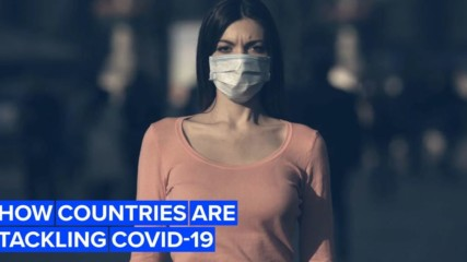 What are countries doing to stop COVID-19?