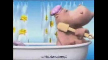 Щастливия хипопотам - Смях !!!!