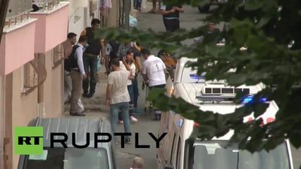 Турция: Въоръжени откриха огън пред американското консулство в Истанбул