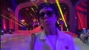 Dancing Stars - Кристина Патрашкова подкрепя Антон и Дорина (15.05.2014г.)