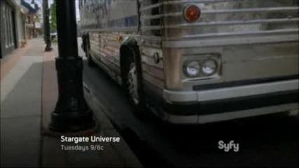 Stargate Universe - 2x05 - Cloverdale Sneak Peek