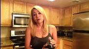 Girl Does 2 Liter Soda Chug Challenge (diet Coke, No Burp) + Sub Thank You