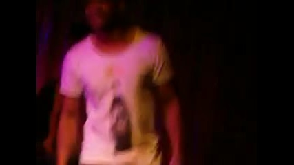 Niall-one Direction dancing - 28_04_12 Jls after party