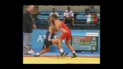 Атина 2004 - Класическа Борба Избрано