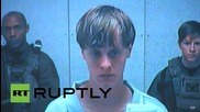 USA: Suspect of Charleston killing charged with murder