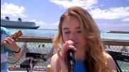 Sabrina Carpenter - Dream A Little Dream - Disney Playlist Sessions