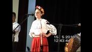 Глория Евгениева Николаева..на конкурса с песните на В.стоянова.